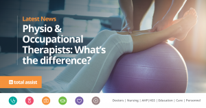 Physio & Occupational Therapists: What's the Difference?