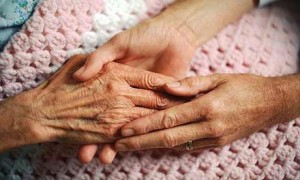 old people hands image