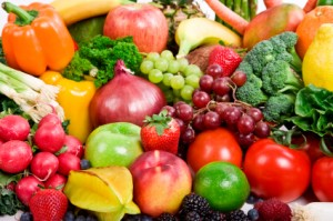 fruit and veg image