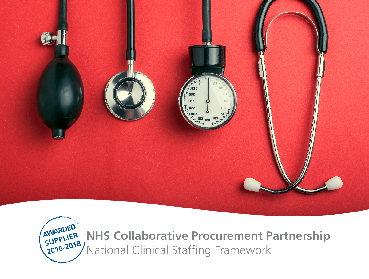 Total Assist awarded a place on NHS National Clinical Staffing Framework